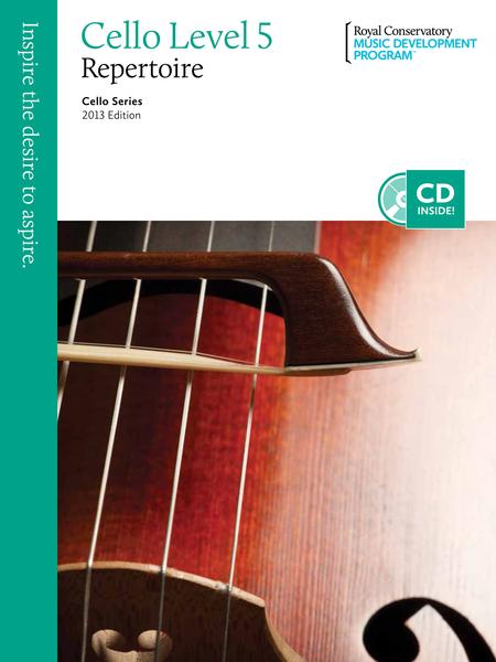 Cello Series: Cello Repertoire 5