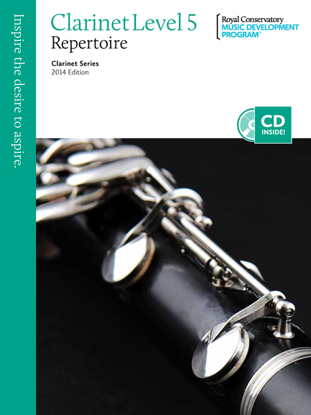 Clarinet Series: Clarinet Repertoire 5