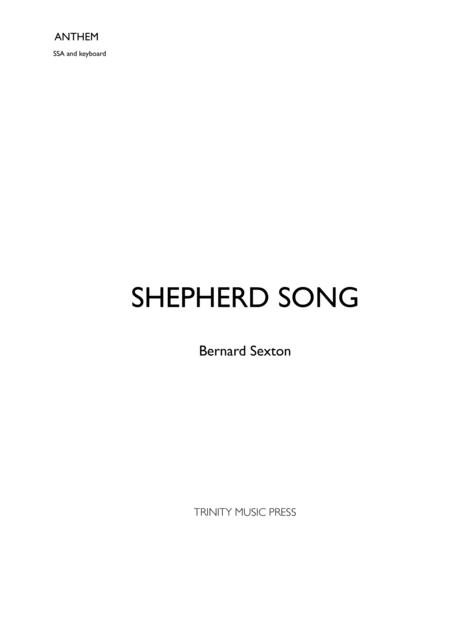 Shepherd Song SSA