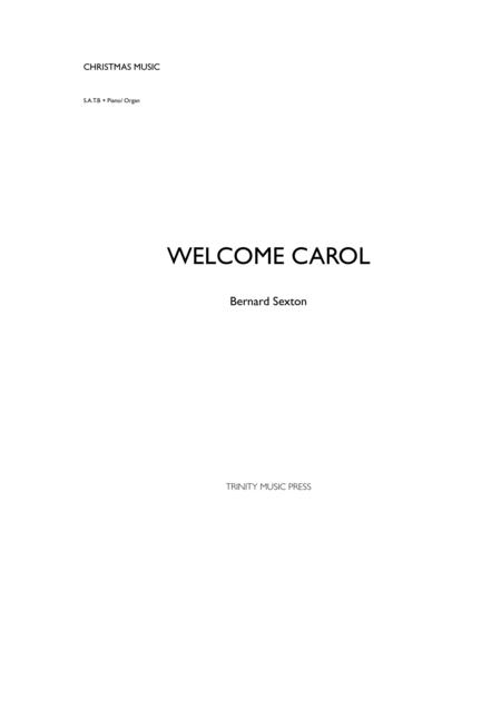 Welcome Carol