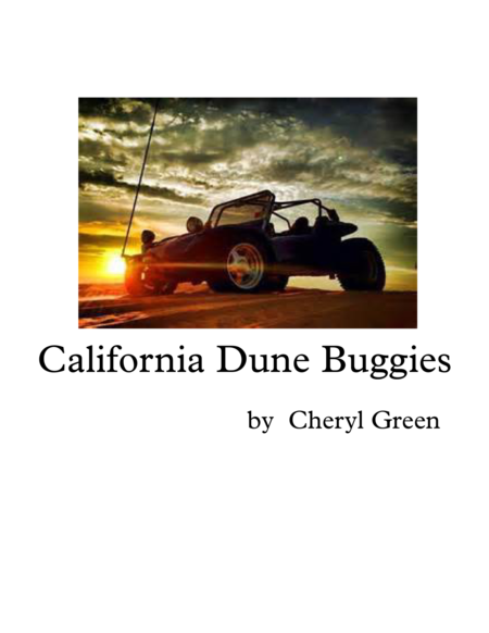 California Dune Buggies