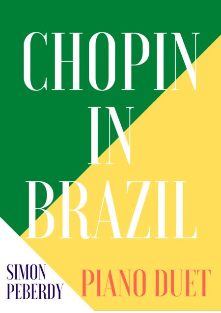 Chopin in Brazil, Samba Piano Duet based on Chopin's Prelude in E minor