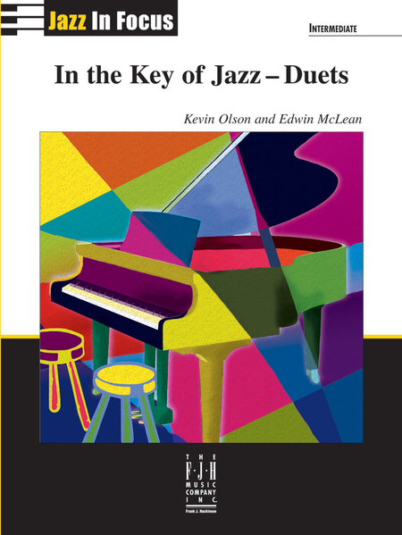 In the Key of Jazz-Duets (NFMC)