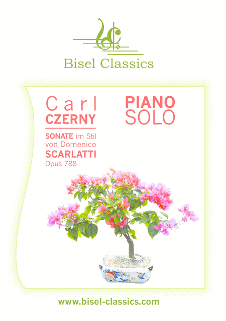 Sonate im Stil Domenico Scarlatti, Op. 788