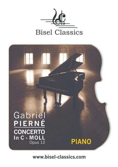 Concerto in C-Moll, Opus 12 - Piano Part