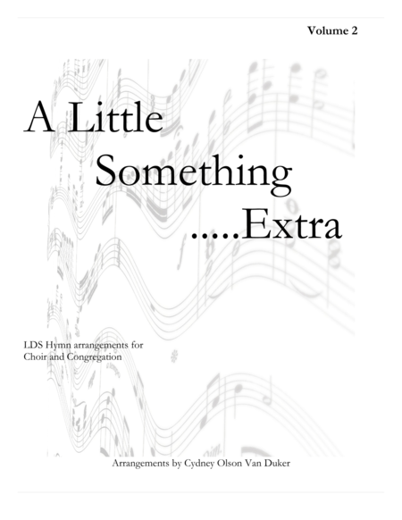 A Little Something Extra Volume 2