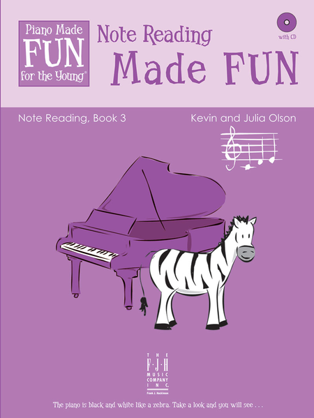 Note Reading Made Fun, Book 3