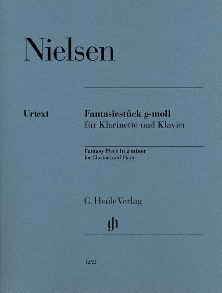 Fantasy Piece in G minor