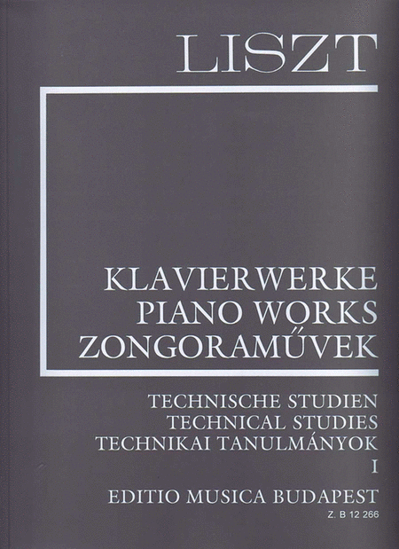Technical Studies I (Supp. 1)