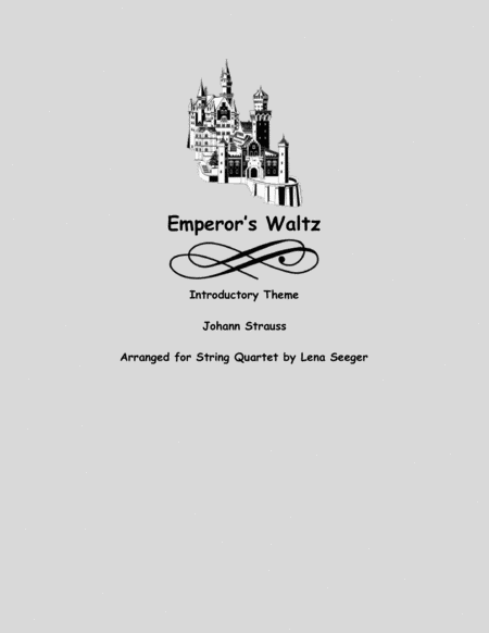 Theme from the Emperor's Waltz