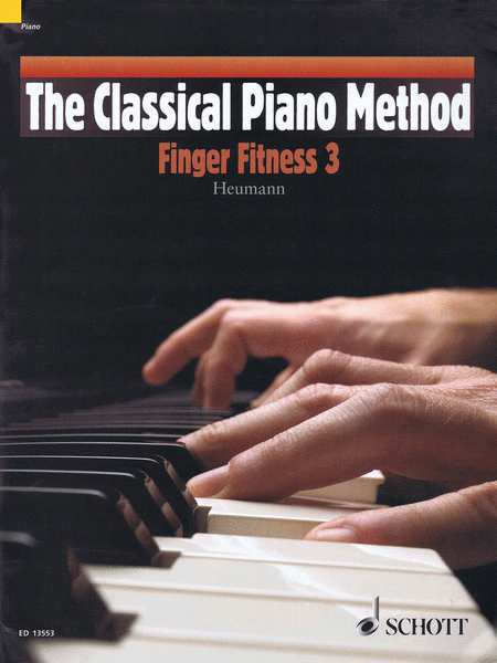 The Classical Piano Method - Finger Fitness 3