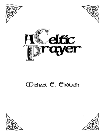 A Celtic Prayer