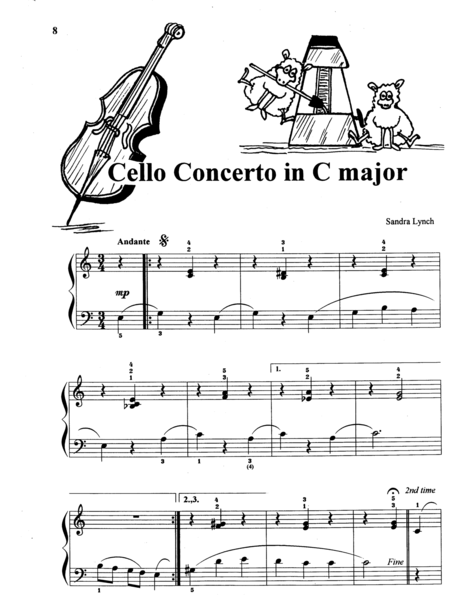 Cello Concerto in C Major