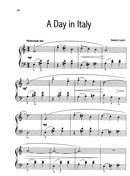 A Day in Italy
