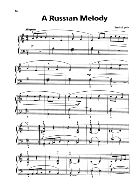 A Russian Melody
