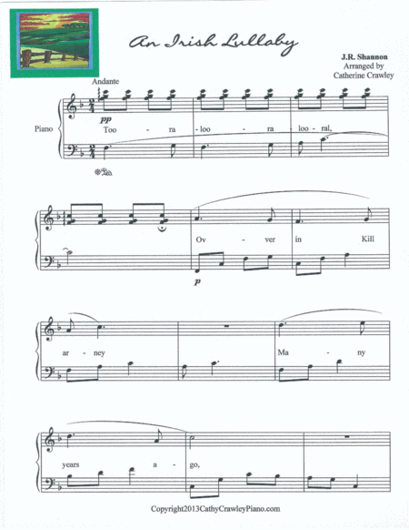 An Irish Lullaby