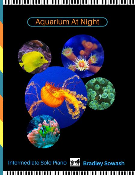 Aquarium at Night - Solo Piano