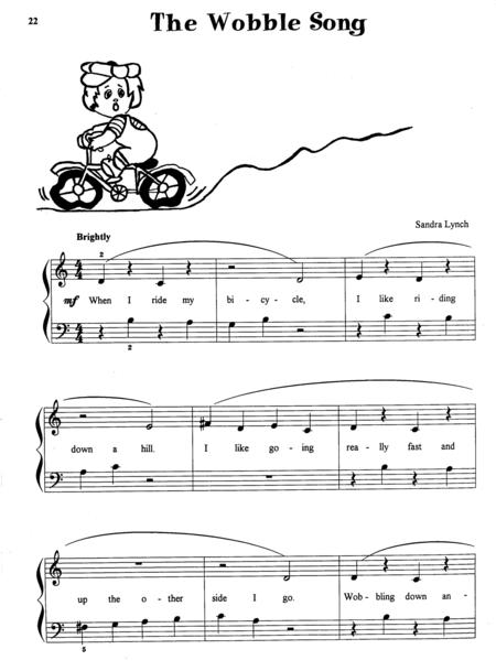 The Wobble Song (with Teacher's Accompaniment)