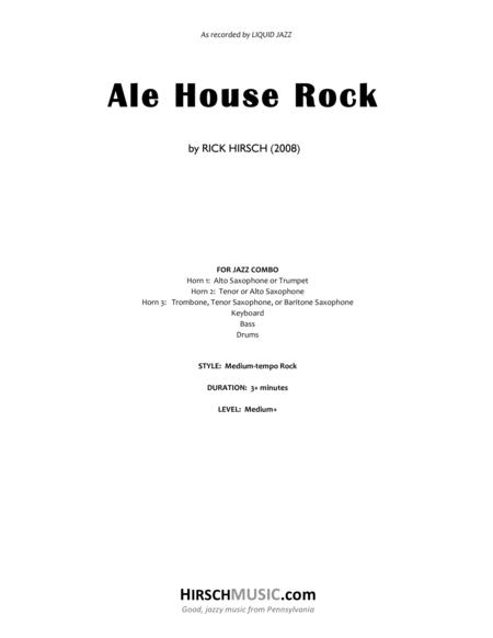Ale House Rock