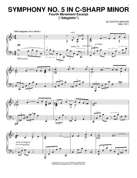 Symphony No. 5 In C-sharp Minor (