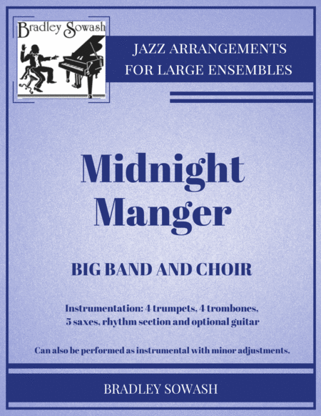 Midnight Manger - Choir and Big Band