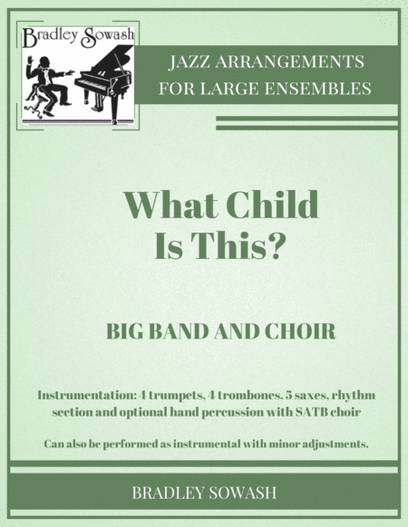 What Child Is This? - Choir and Big Band
