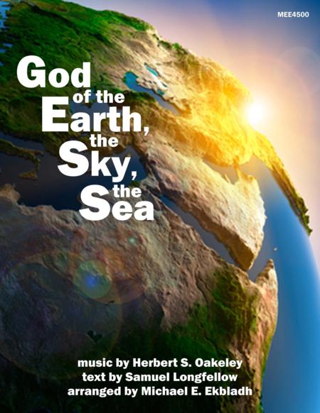 God of the Earth, the Sky, the Sea