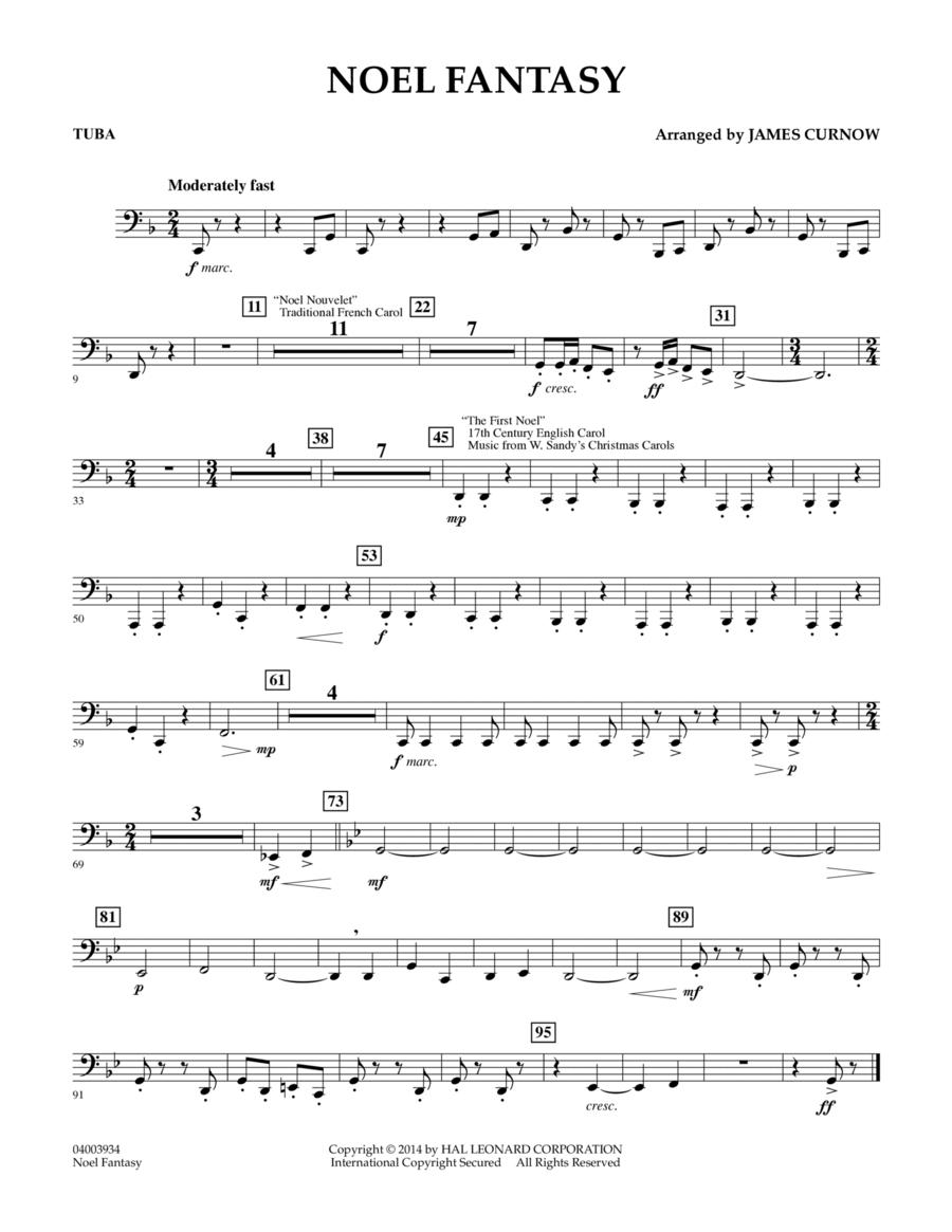 Noel Fantasy - Tuba