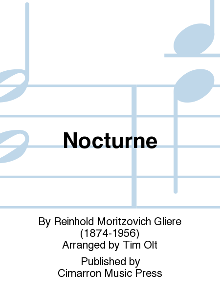 Gliere horn concerto sheet music