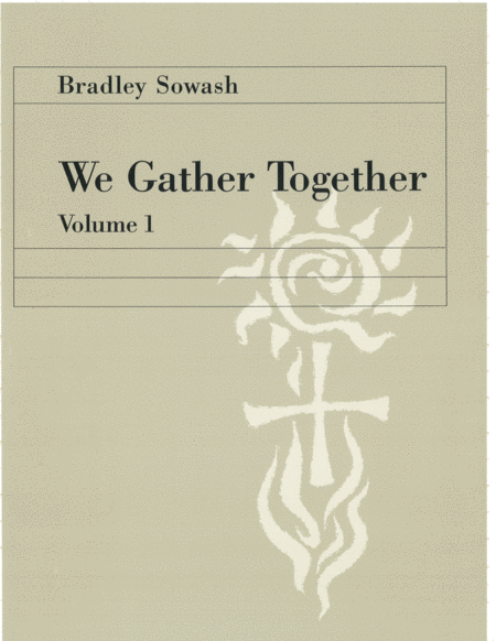 We Gather Together Vol. 1 - Advanced Solo Piano