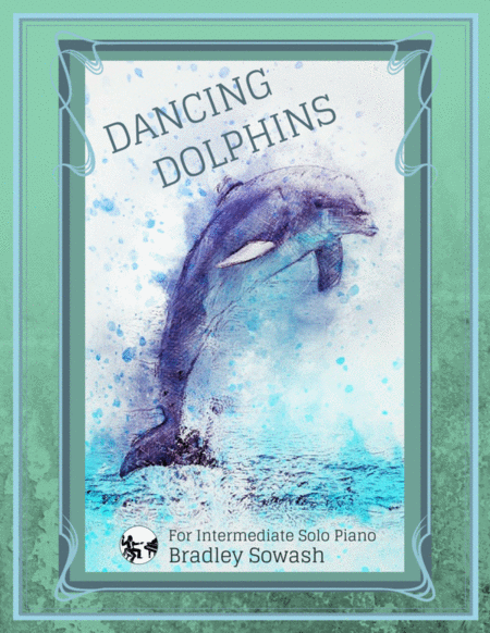 Dancing Dolphins - Solo Piano