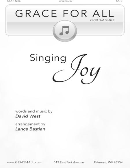 Singing Joy