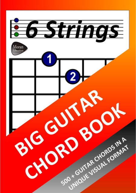 Big Guitar Chord Book