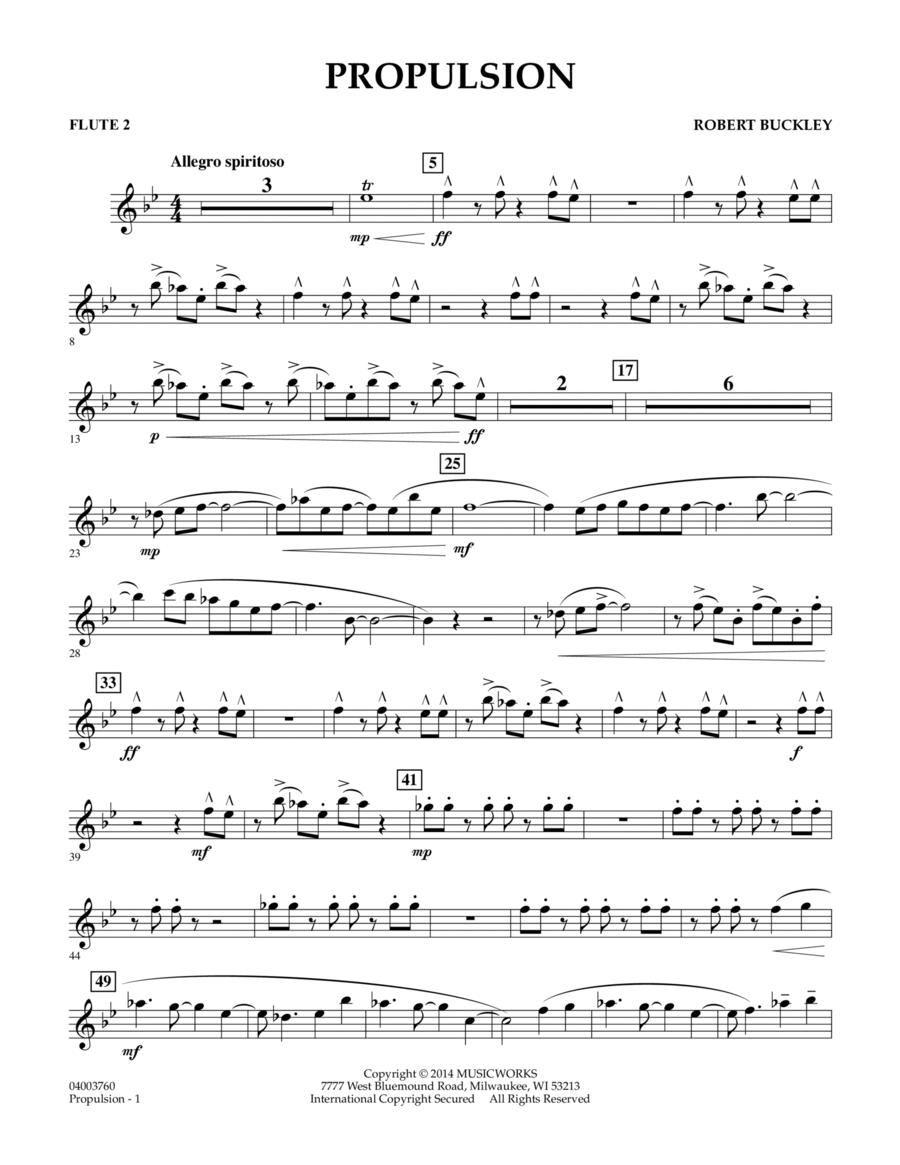 Propulsion - Flute 2
