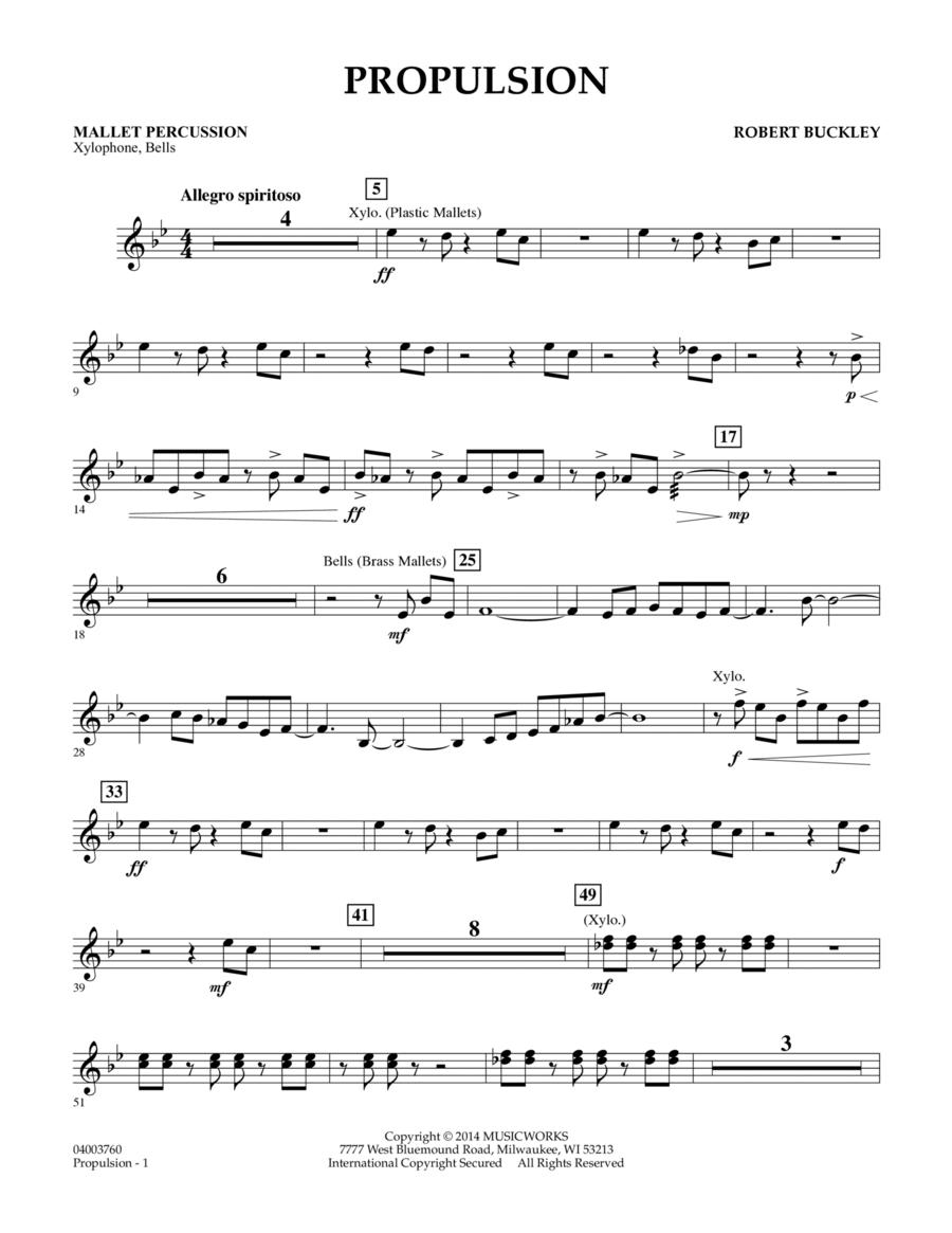 Propulsion - Mallet Percussion