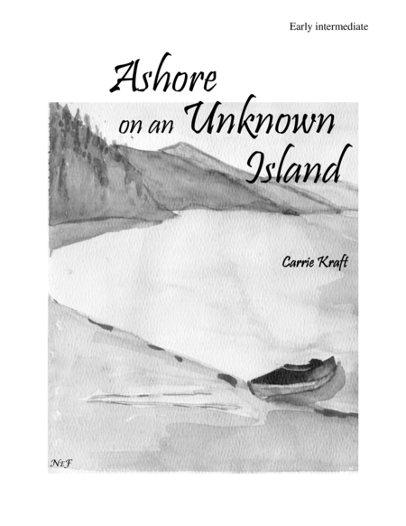 Ashore on an Unknown Island