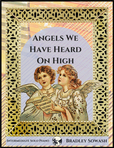 Angels We Have Heard On High - Piano