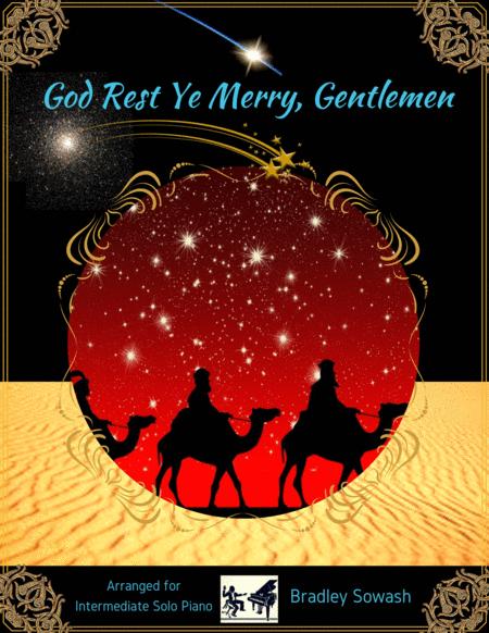 God Rest Ye Merry, Gentlemen - Solo Piano