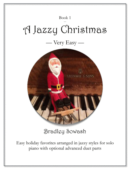 A Jazzy Christmas - Book 1