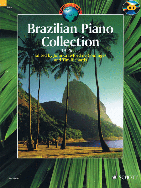 Brazilian Piano Collection