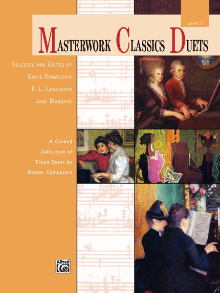 Masterwork Classics Duets, Level 7