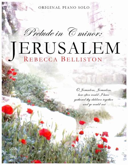 Jerusalem (Piano Solo)