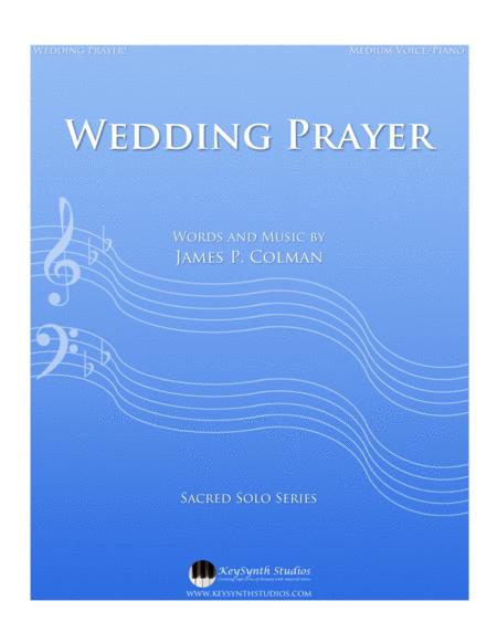 Wedding Prayer