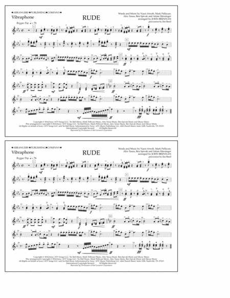 Rude - Vibraphone