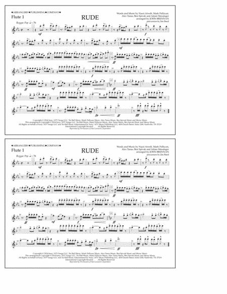 Rude - Flute 1