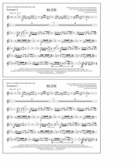 Rude - Trumpet 2