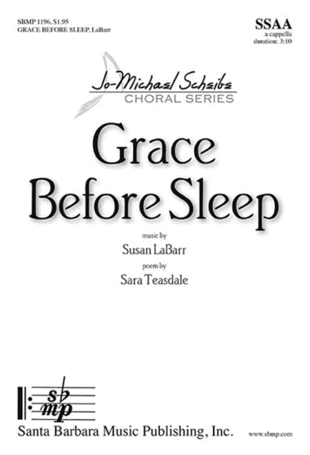 Grace Before Sleep
