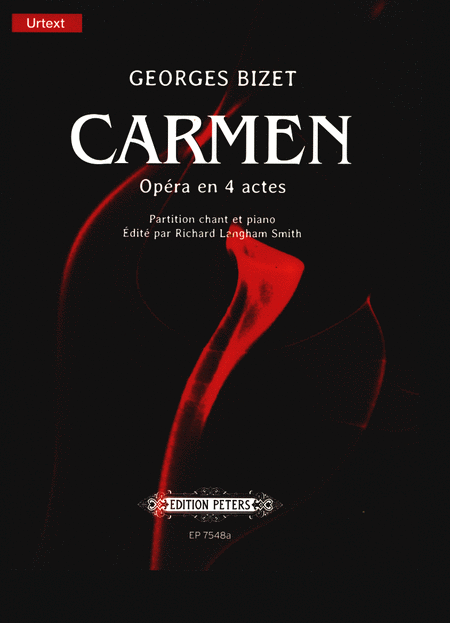Carmen - Opera in 4 acts