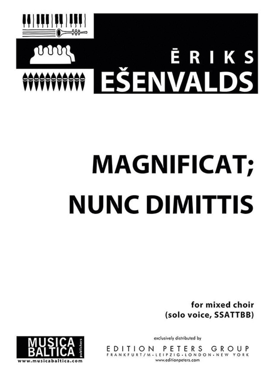Magnificat; Nunc Dimittis (2010)