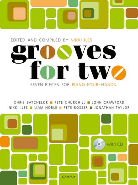 Grooves for Two (book and CD)